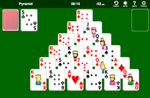 Solitaire 13 screenshot